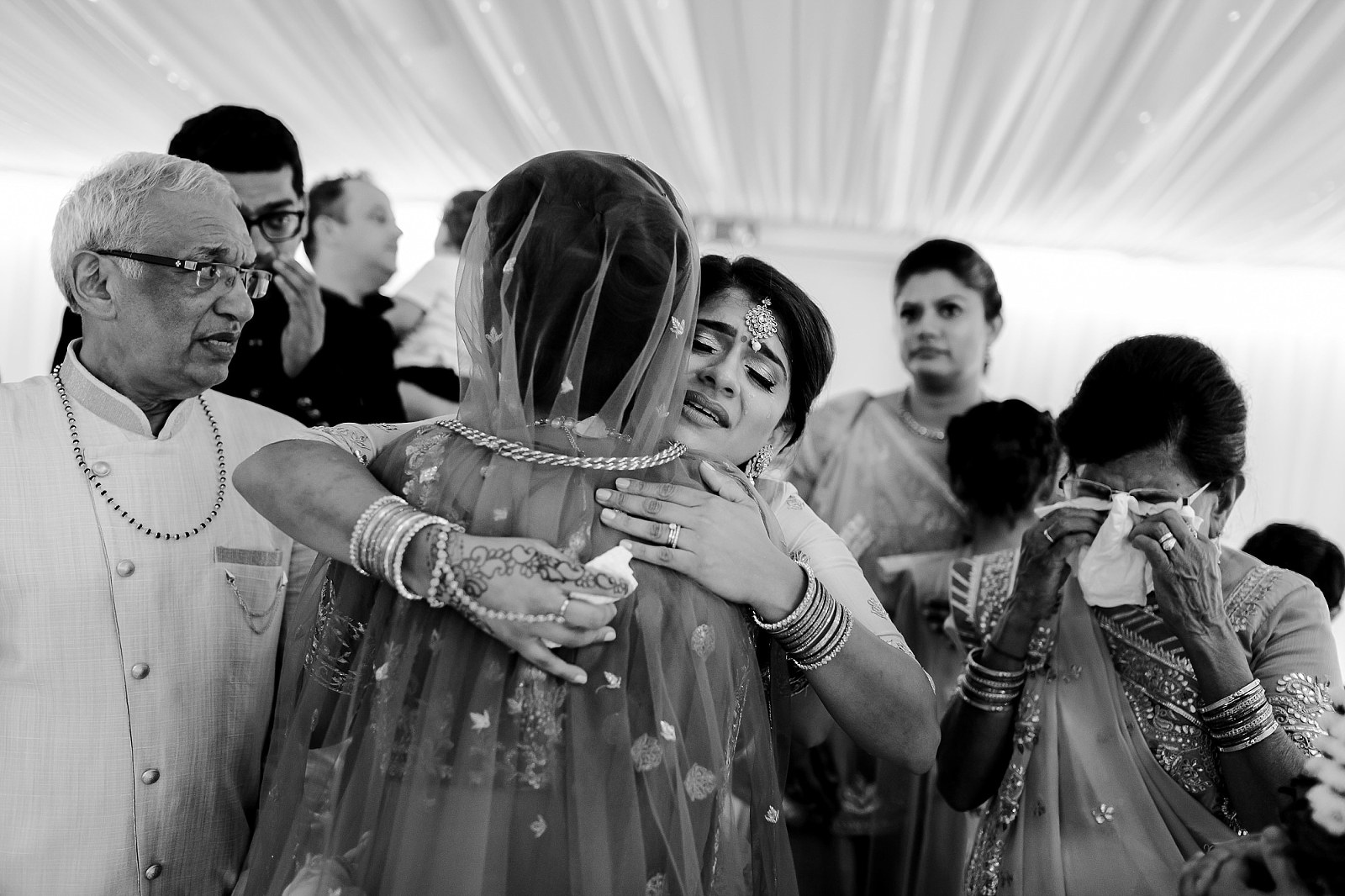 London Fennes Estate Asian Wedding Photographer